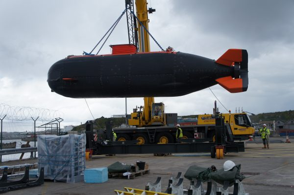 Manned Underwater Vehicles